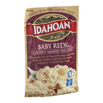 Idahoan Baby Reds Flavored Mashed Potatoes