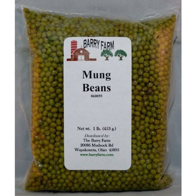 Barry Farm Mung Beans, 1 lb.