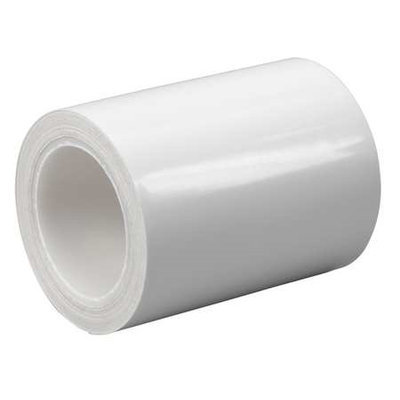 3M Preservation Sealing Tape (6 in x 5yd, 9.5 mil, White). Model: 6/5/11