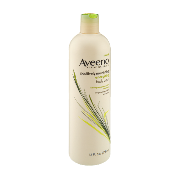 Aveeno® Active Naturals Positively Nourishing Energizing Body Wash