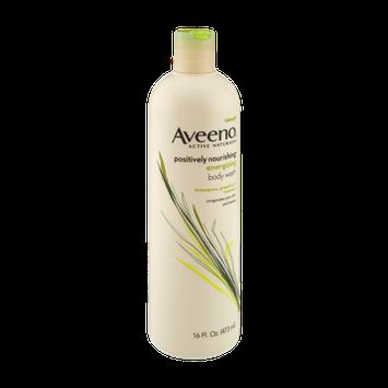 Aveeno Active Naturals Positively Nourishing Energizing Body Wash