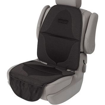 Summer Infant Elite DuoMat 2-in-1 Seat Protector - Black