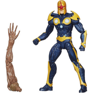 GUARDIANS OF THE GAL Marvel Guardians Of The Galaxy Platinum Series Marvel's Nova Figure 6