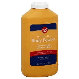 Walgreens Body Powder