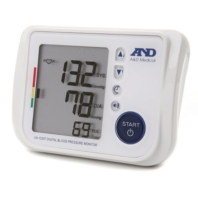 LifeSource Premier Talking Blood Pressure Monitor Model UA-1030T