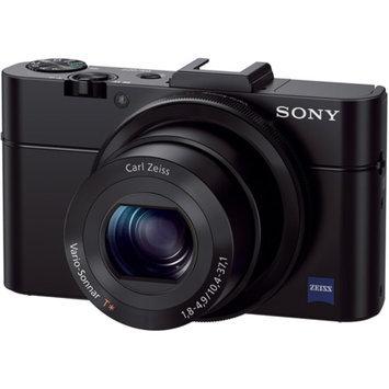 Sony Cyber-Shot DSC-RX100 II Wi-Fi Digital Camera (Black)