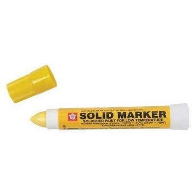SAKURA XSC-T-3 Paint Marker,13mm, Yellow, PK12