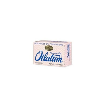 Oilatum Cleansing Bar Unscented, 3.5-Ounce (One bar)