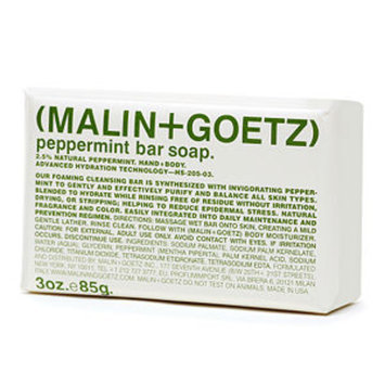 MALIN+GOETZ Peppermint Scented Bar Soap