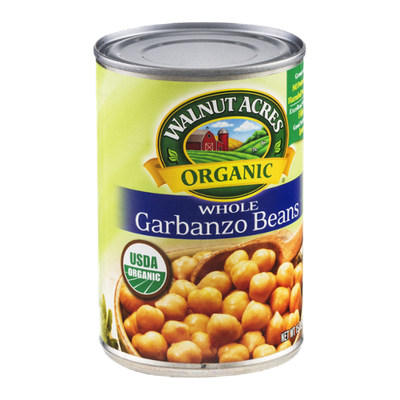 Walnut Acres Organic Whole Garbanzo Beans