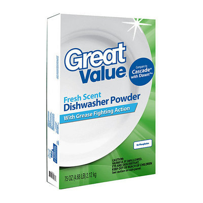 Great Value Dishwashing Detergent