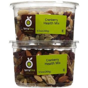 Terrafina Cranberry Healthy Mix - 9.5 oz
