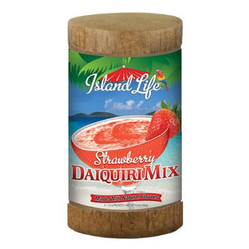Island Life 2174027 5ct Strawberry Daiquiri Eco-Canister - 6 Packs