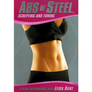 Warner Brothers Abs Of Steel: Sculpting And Toning Dvd from Warner Bros.