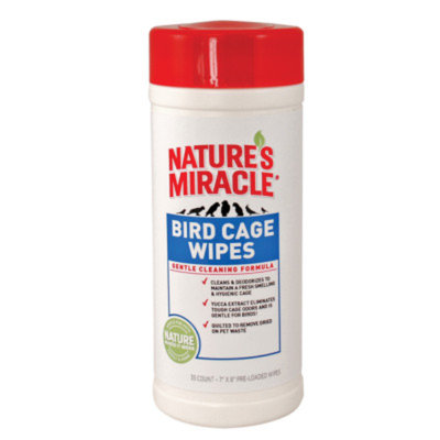Nature's Miracle NATURE'S MIRACLETM Bird Cage Wipe