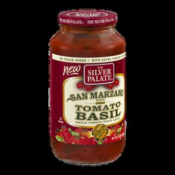 The Silver Palate San Marzano Blend Tomato Basil Pasta Sauce