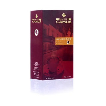 Maison Camus Signature Blend, Coffee Beans, 8.8-Ounce Boxes (Pack of 2)