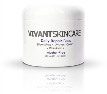 Vivant Skin Care Daily Repair Pads with 1% Mandelic Acid