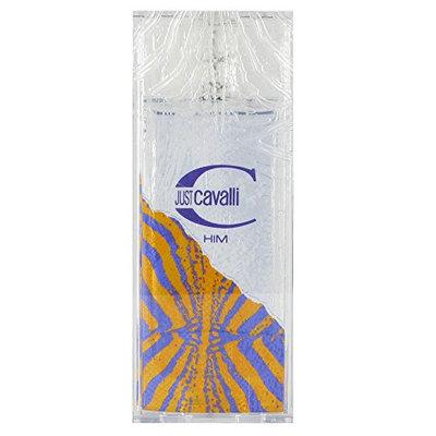 Just Cavalli by Roberto Cavalli for Men - 2 Ounce EDT Spray