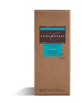 I Coloniali Soothing Aftershave Emulsion with Rhubarb