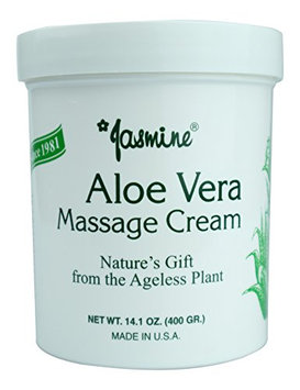 Jasmine Aloe Vera Massage Cream