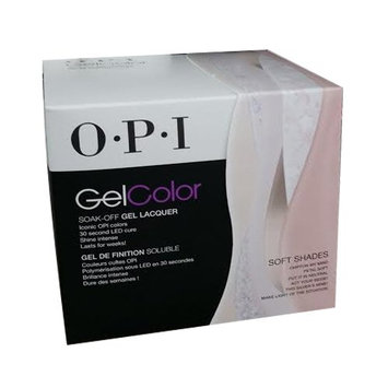 OPI Nail Gel Color Set