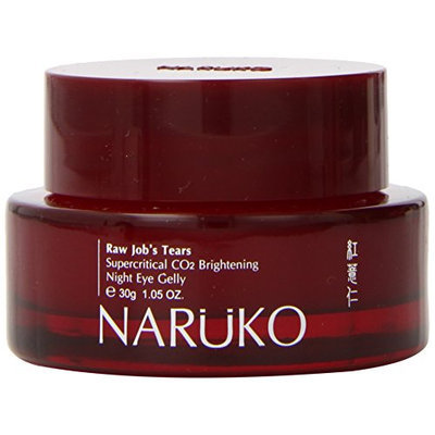 Naruko Raw Job's Tears Supercritical CO2 Brightening Night Eye Gelly