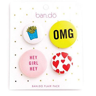 Ban.do Omg Flair Pack