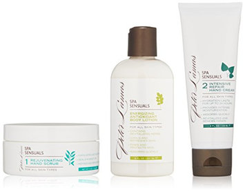 Peter Lamas Spa Sensuals Hand Therapy and Antioxidant Body Lotion System