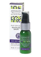 Andalou Naturals Fruit Stem Cell Revitalize Serum with Resveratrol Q10