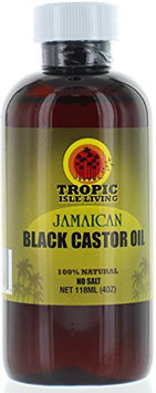 Jamaican Black Castor Oil 4oz