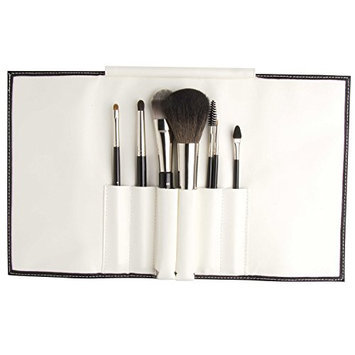 Da Vinci 7 Brush Travel Brush Set in Soft Case with Ties