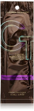 New Sunshine California Tan Perfecting Complex Instant Tan Extender with Bronzers Packette