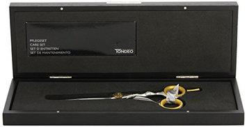 Tondeo Premium Line Ball Bearing Steel Mythos Offset Hair Cutting Scissor