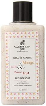 Caribbean Joe Organic Pleasure Peeling Soap