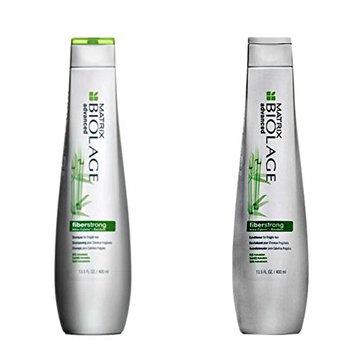 Matrix Biolage Fiberstrong Set - Shampoo 13.5 fl oz and Conditioner 13.5 fl oz