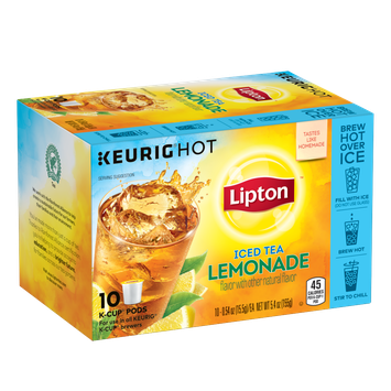 Lipton® K-Cups - Iced Tea Lemonade