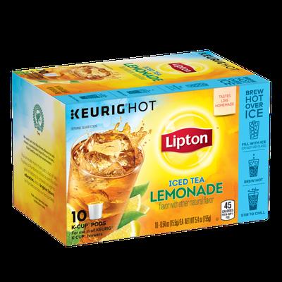 Lipton K-Cups - Iced Tea Lemonade