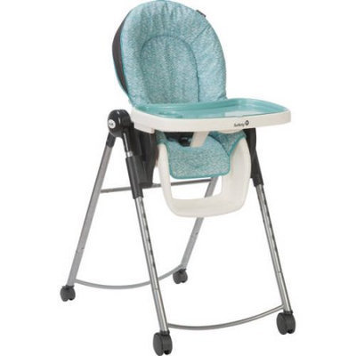Dorel Juvenile Safety 1st AdapTable High Chair in Marina