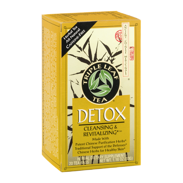 Triple Leaf Tea Detox Tea