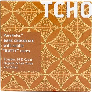 TCHO - Organic Nutty Dark Chocolate Bar - 2 oz.