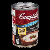 Campbell's® Creamy Poblano & Queso Condensed Soup
