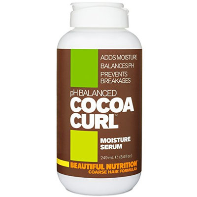 Beautiful Nutrition Cocoa Curl Moisture Serum