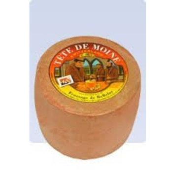 Gourmet-food Tete de Moine (1.8 Pound Average)