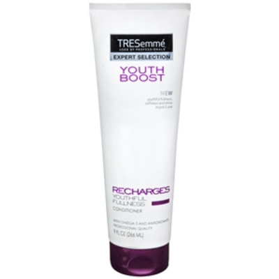 TRESemmé Expert Selection Youth Boost Recharges Youthful Fullness Conditioner