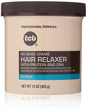 TCB No Base Hair Relaxer Creme
