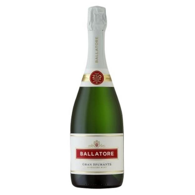 Ballatore Gran Spumanti Sparkling Wine 750 ml