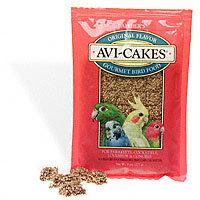 Lafeber Original Avi-Cakes for Small Birds (20 Lb Box)