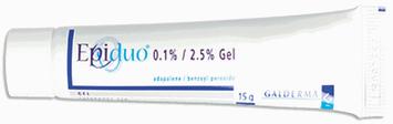 Epiduo 0.1-2.5% Gel 1X45 Gm