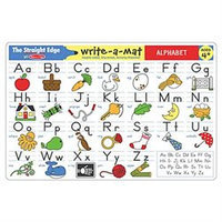 Melissa & Doug Alphabet Write-A-Mat - 5003